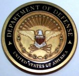 The Combating Terrorism coin created by the Defense Department's Special Operations-Combating Terrorism office